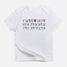 Princess Bride Twoo Wuv Foweva Infant T-Shirt