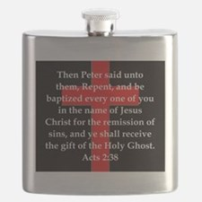 Acts 2-38 Flask