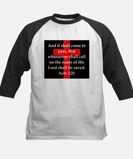 Acts 2-21 Tee