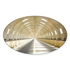 Road tunnel Decal
