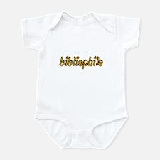 Bibliophile (bright) Infant Bodysuit