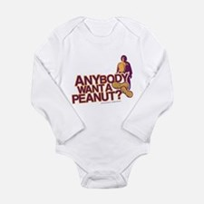 Anybody Want a Peanut? Infant Bodysuit