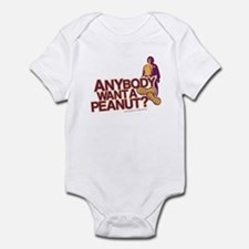 Anybody Want a Peanut? Infant Bodysuit