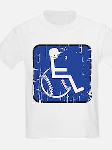 Handicapable Baseball T-Shirt