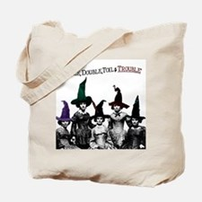 Witches Double Double Trouble Bag
