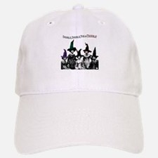 Witches Double Double Toil & Trouble Baseball Baseball Cap