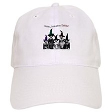 Witches Double Double Toil & Trouble Baseball Cap