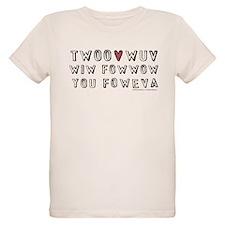 Princess Bride Twoo Wuv T-Shirt