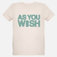 As You Wish Princess Bride T-Shirt