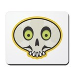 Skull Halloween Mousepad