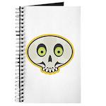Skull Halloween Journal