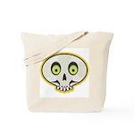 Skull Halloween Tote Bag