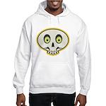 Skull Halloween Hooded Sweatshirt