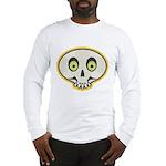 Skull Halloween Long Sleeve T-Shirt