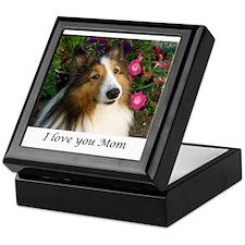 I Love You Mom Keepsake Box