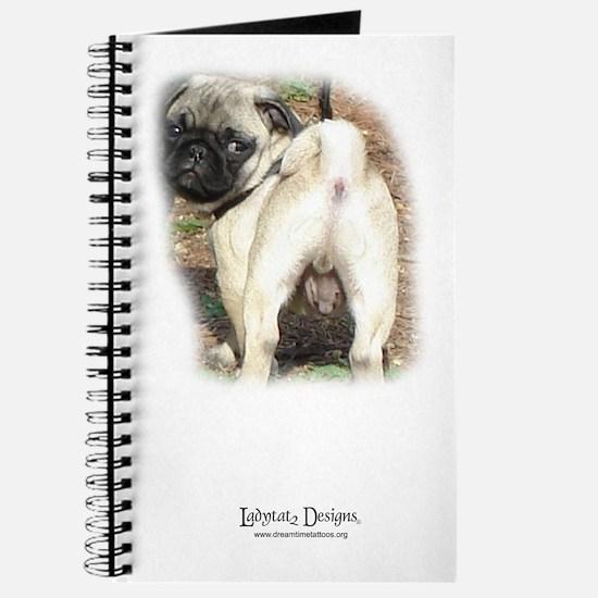 Pug tattoos Journal