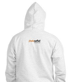 Guatemalan Princess hooded sweatshirt