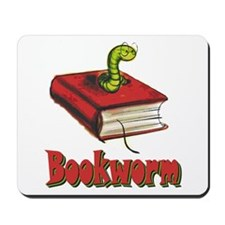bookworm Mousepad