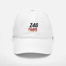740 Baseball Baseball Cap
