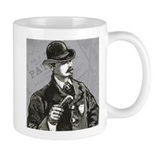 vintage policeman Mug