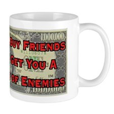 Better Enemies Mug