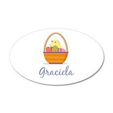 Easter Basket Graciela Wall Decal