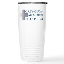 Grey Sloan Stainless Steel Travel Mug
