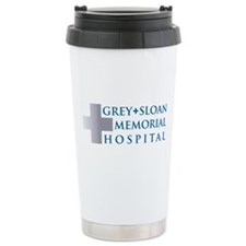 Grey Sloan Stainless Steel Travel Mug