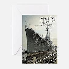 USS Alabama Christmas Cards (6)