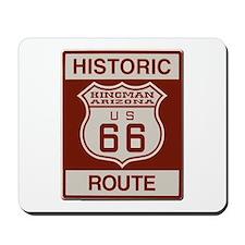 Kingman Route 66 Mousepad