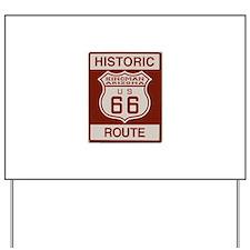 Kingman Route 66 Yard Sign