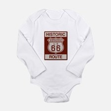 Kingman Route 66 Body Suit
