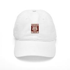 Kingman Route 66 Baseball Baseball Cap