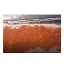 Rust On A Car Postcards (Package of 8)