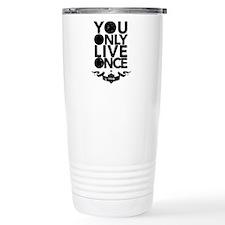 Funny Drake Travel Mug