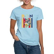 Confident Self Expression Peformance Dry T-Shirt
