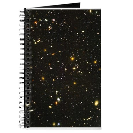 10,000 Galaxies Astronomy Journal - Notebook