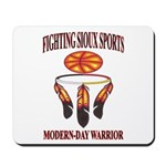FIGHTING SIOUX SPORTS Mousepad
