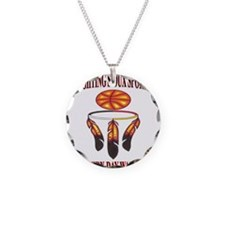 FIGHTING SIOUX SPORTS Necklace