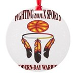 FIGHTING SIOUX SPORTS Ornament