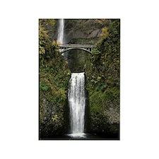 Multnomah Falls Rectangle Magnet