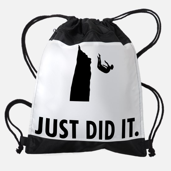 Cliff-Diving-04-A Drawstring Bag