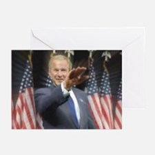 Bush Heil! Greeting Cards (Pk of 10)