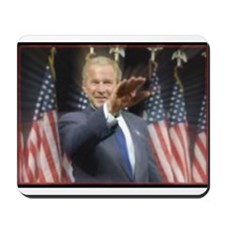 Bush Heil! Mousepad