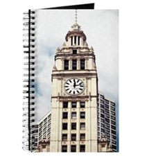 Low angle view of a building, Wrigley Buil Journal