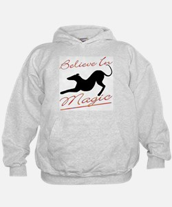 BELIEVE IN MAGIC BLACK Hoodie