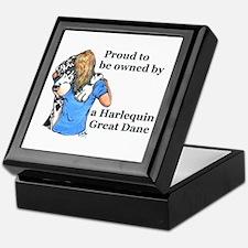 Proud Harl Keepsake Box