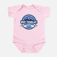 Mont-Tremblant Blue Infant Bodysuit