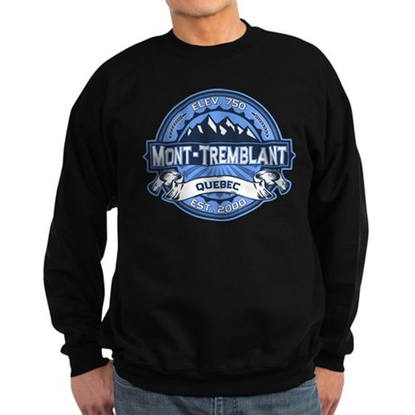 Mont-Tremblant Blue Sweatshirt (dark)
