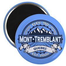 Mont-Tremblant Blue Magnet